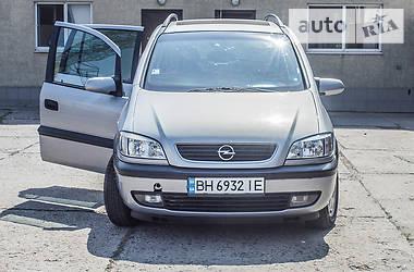 Opel Zafira 2000 в Черноморске