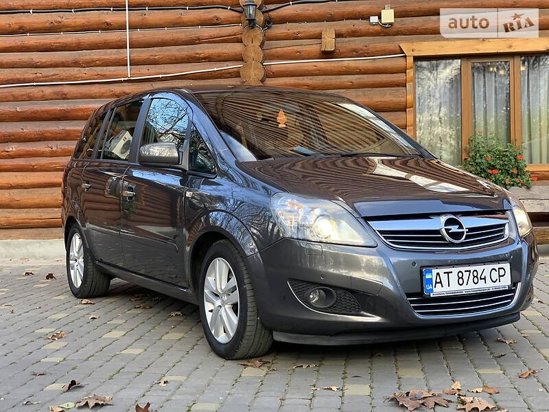 Opel Zafira 2009 в Коломые