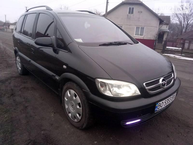 Opel Zafira 2003 в Чорткове