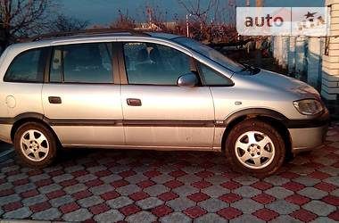 Opel Zafira 2002 в Баштанке