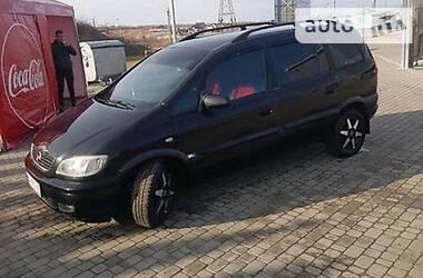 Opel Zafira 1999 в Львове