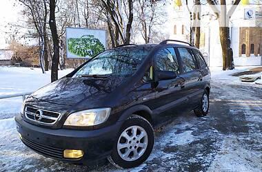 Opel Zafira 2004 в Чернигове