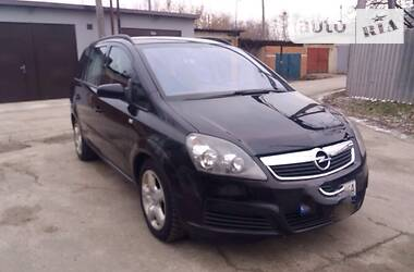 Opel Zafira 2006 в Харькове