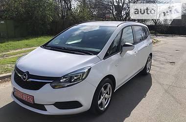Opel Zafira 2017 в Киеве