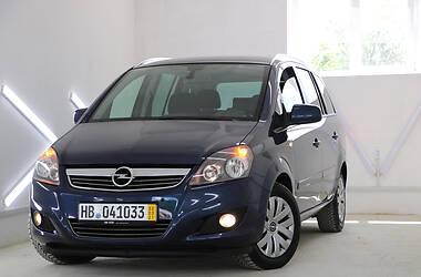 Минивэн Opel Zafira 2011 в Трускавце