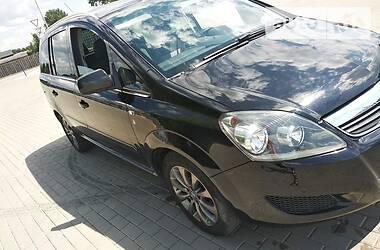 Минивэн Opel Zafira 2010 в Ковеле