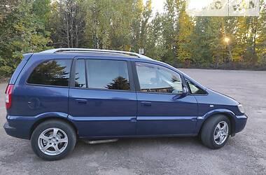 Минивэн Opel Zafira 2005 в Бердичеве