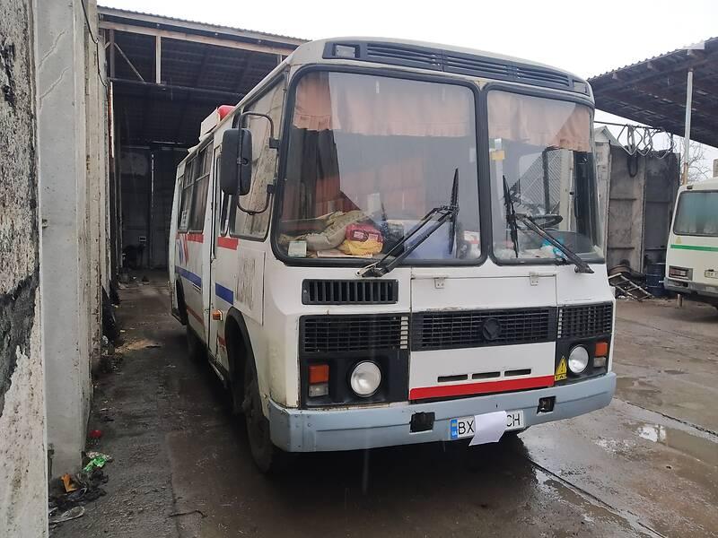 ПАЗ 32054 2002 в Хмельницком