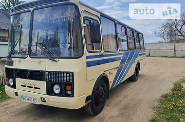 Пригородный автобус ПАЗ 4234 2003 в Залещиках