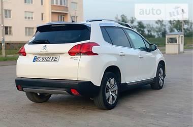 Peugeot 2008 2014 в Стрые