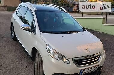 Peugeot 2008 2014 в Черновцах