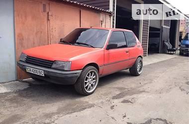 Peugeot 205 1988 в Черкассах