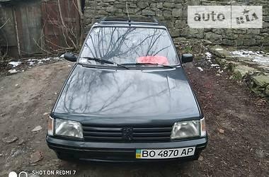 Peugeot 205 1987 в Бучаче