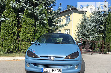 Peugeot 206 Hatchback (3d) 2001 в Изяславе