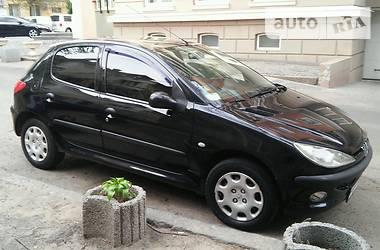 Peugeot 206 Hatchback (5d) 2008 в Одессе