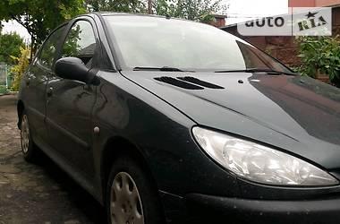 Peugeot 206 Hatchback (5d) 2004 в Ровно