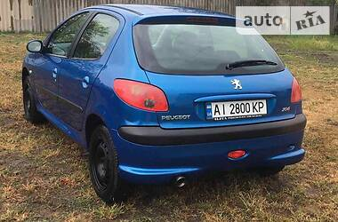 Peugeot 206 Hatchback (5d) 2004 в Киеве