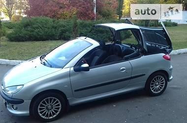Peugeot 206 СС 2003 в Хмельницком