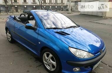 Peugeot 206 СС 2003 в Одессе