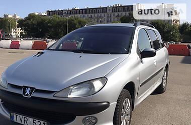 Peugeot 206 SW 2003 в Одессе