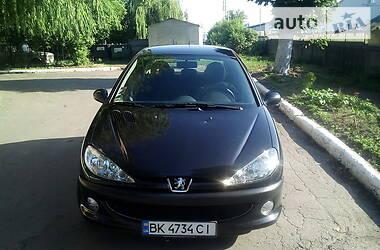 Peugeot 206 2005 в Ровно