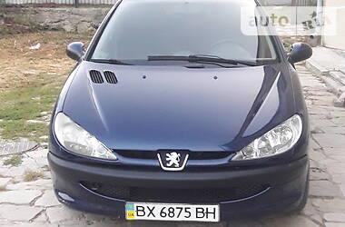 Peugeot 206 2004 в Каменец-Подольском