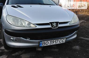 Peugeot 206 2007 в Тернополе