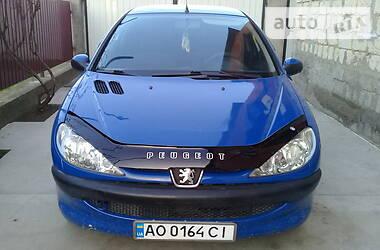 Peugeot 206 2005 в Хусте