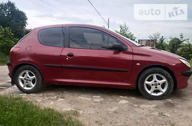 Peugeot 206 2002 в Черновцах