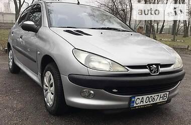 Peugeot 206 1999 в Черкасах