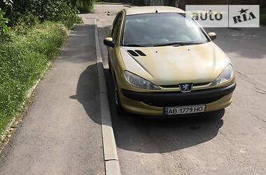 Купе Peugeot 206 2004 в Вінниці