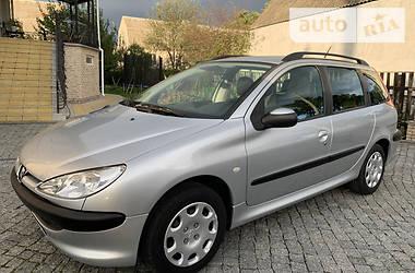 Унiверсал Peugeot 206 2004 в Вінниці