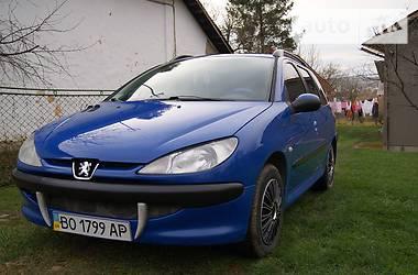 Peugeot 206 2003 в Коломые