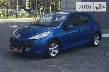 Peugeot 207 2007 в Одессе