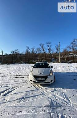 Peugeot 208 2013 в Одесі