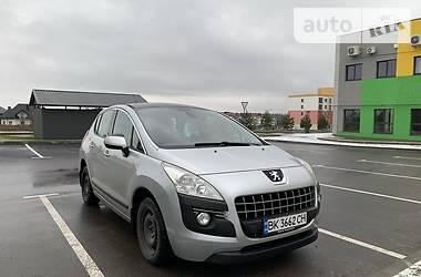 Peugeot 3008 2009 в Ровно