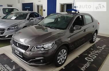 Peugeot 301 New 1.6D MT (92 л.с.