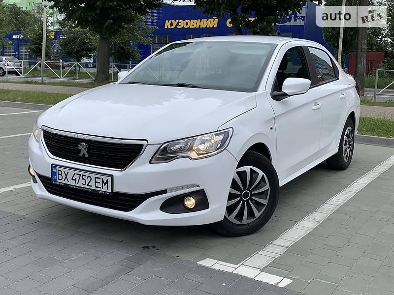 Седан Peugeot 301 2018 в Хмельницькому