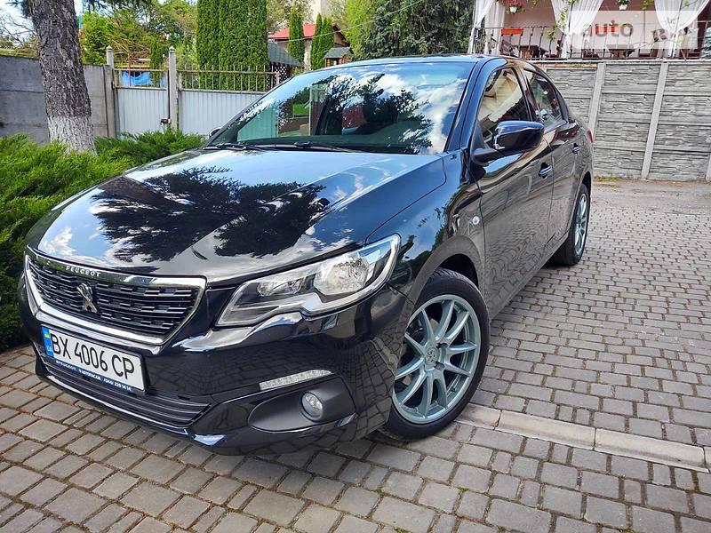 Седан Peugeot 301 2019 в Кам'янець-Подільському