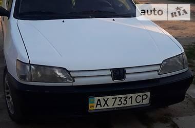 Хэтчбек Peugeot 306 1996 в Харькове