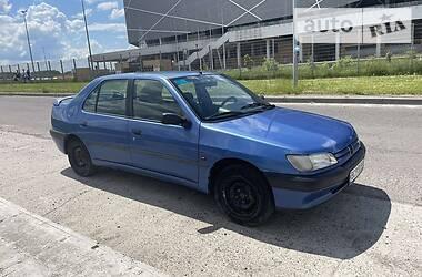 Седан Peugeot 306 1996 в Львове
