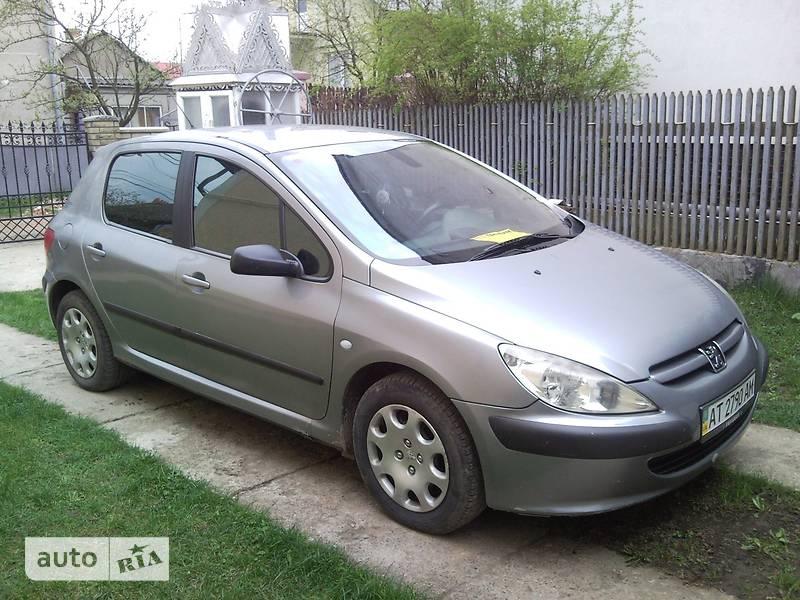 Peugeot 307 2001 в Черновцах