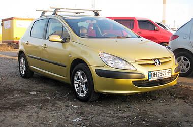 Peugeot 307 2002 в Одессе