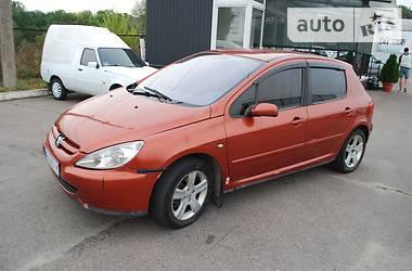 Peugeot 307 2002 в Полтаве