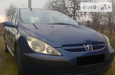 Peugeot 307 2002 в Стрые