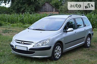 Peugeot 307 2004 в Котельве