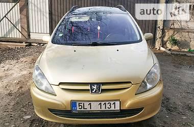 Peugeot 307 2004 в Иршаве
