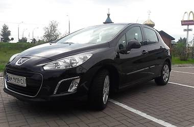 Peugeot 308 2011 в Киеве