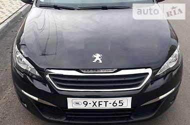 Peugeot 308 2014 в Ивано-Франковске