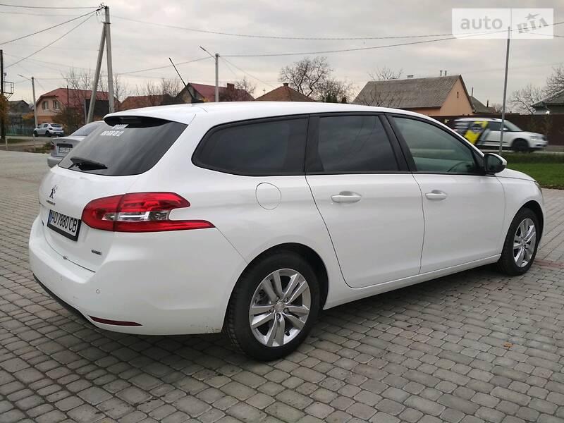 Peugeot 308 2016 в Ужгороде